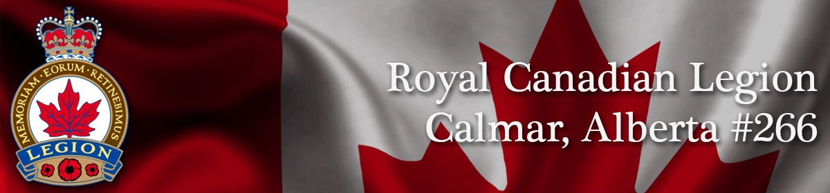 Royal Canadian Legion Calmar Branch # 266